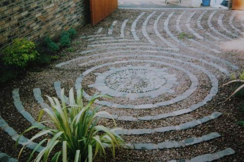 Garden Design - Circles