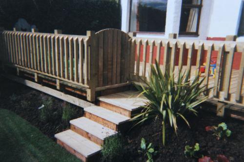 Garden Design - Decking