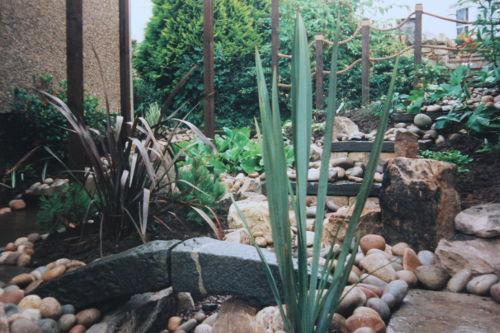 Garden Design - Pebbles